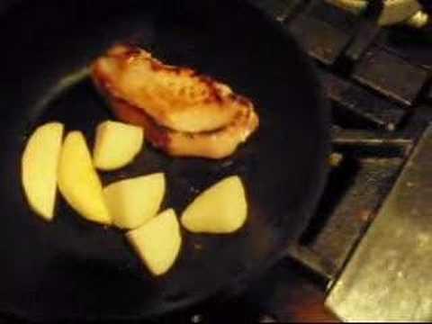 料理教室・豚肉の西京味噌漬け