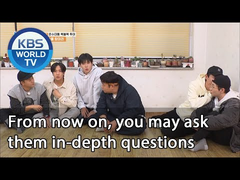 From now on, you may ask them in-depth questions [2 Days & 1 Night Season 4/ENG,MAL,CHN/2020.11.22]