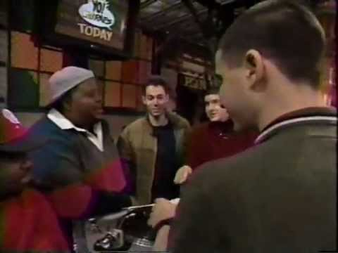 Beastie Boys – Interview on YO! MTV Raps (Jan. 1992)
