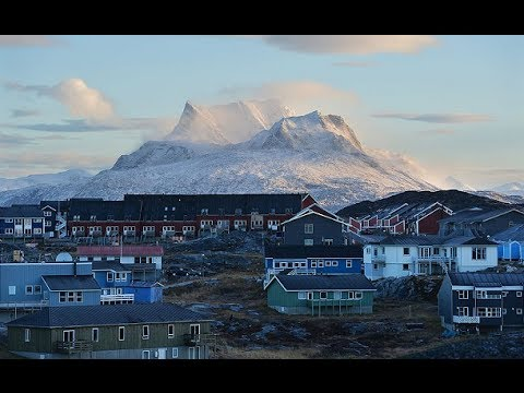 Greenland's business boom