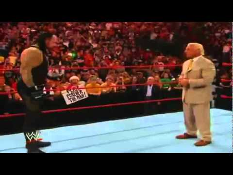 Video Undertaker says goodbye to Ric Flair [HQ] download in MP3, 3GP, MP4, WEBM, AVI, FLV January 2017