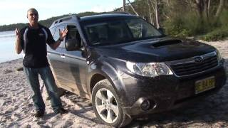 2010 Subaru Forester Video Car Review - NRMA Drivers Seat