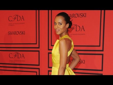 Kerry Washington is Pregnant! | POPSUGAR News