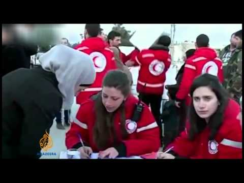 Syrian rebel and army truce celebrated