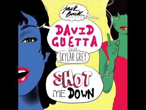 David Guetta ft Skylar Grey - Shot Me Down - teaser