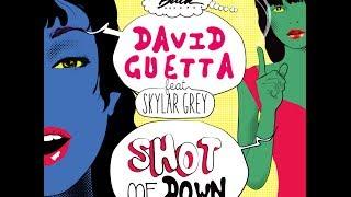 David Guetta ft Skylar Grey - Shot Me Down - teaser