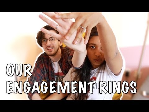 Why we Both Wear Engagement Rings