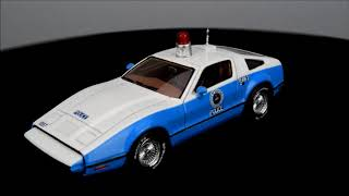 Automodello 1974 Bricklin SV1 Scottsdale Police