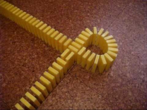 5 domino tricks!