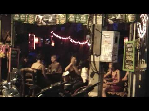 THAILAND : Chiang Mai Redlight district 2010