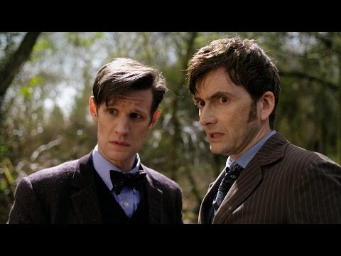 Doctor Who (50th Anniversary Special Promo)