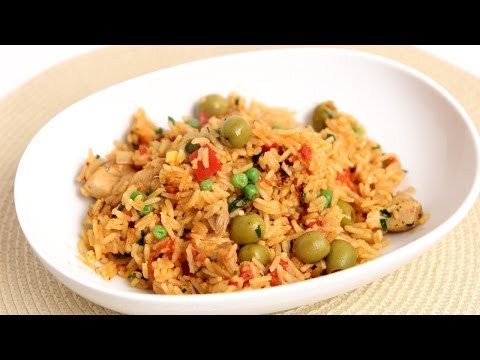 One Pot Chicken & Rice Recipe – Laura Vitale – Laura in the Kitchen Episode 768