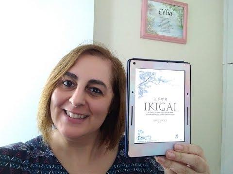 Ikigai: os cinco passos para encontrar seu propósito de vida e ser mais feliz (Ken Mogi)