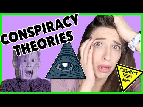 My Thoughts On Conspiracy Theories