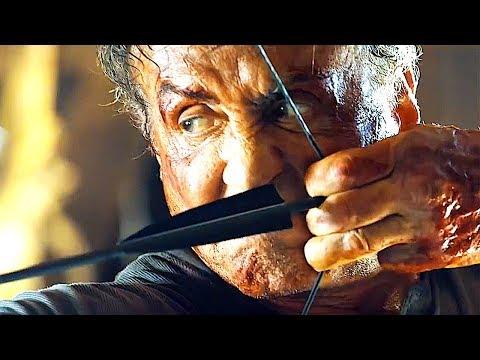 RAMBO: LAST BLOOD International Trailer (2019) New Footage