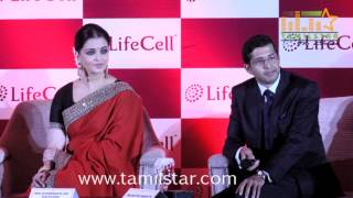 Aishwarya Rai Bachchan launches Stem Cell Part 1