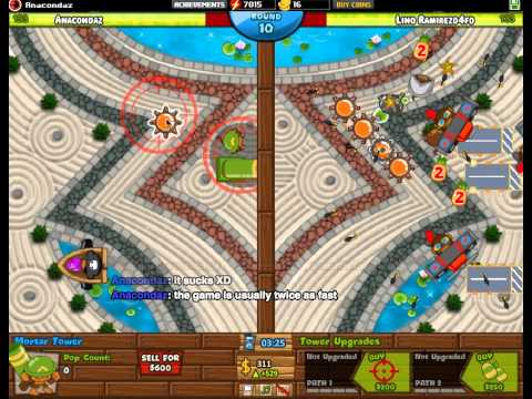 Bloons TD Battles: How to Beat a Hacker!