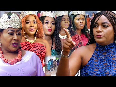 CLASH OF ROYAL QUEENS & PRINCESSES SEASON 1&2 - 2020 Latest Nigerian Nollywood Movie Full HD