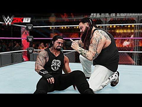 WWE 2K18 Top 10 Roman Reigns Craziest Kickouts!