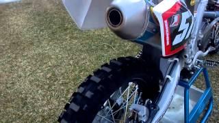 7. 2011 Yamaha YZ250F