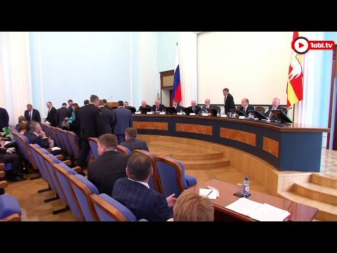 Губернатор Борис Дубровский проведет совещание с главами муниципалитетов