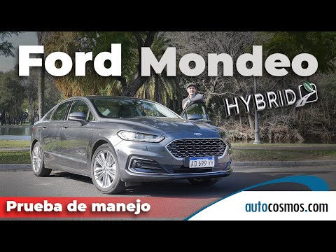 Test Ford Mondeo Híbrido