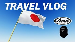Video #52 - TRIP TO JAPAN - Hunting Arai Helmet , Bape Shirt , etc #TravelVlog MP3, 3GP, MP4, WEBM, AVI, FLV Oktober 2017