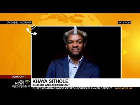 Reaction to IMF's R70 billion loan to SA: Khaya Sithole