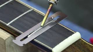 Download Lagu How to remove guitar frets (Refret Lesson 1) Mp3