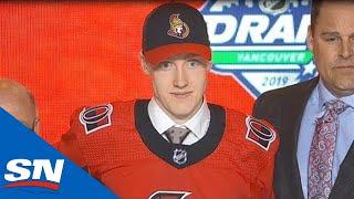 Ottawa Senators Select Lassi Thomson 19th Overall In 2019 NHL Draft by Sportsnet Canada