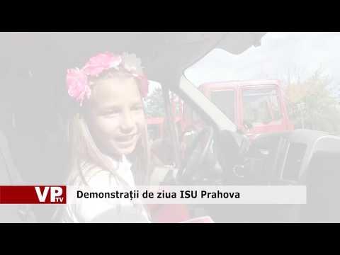 Demonstrații de ziua ISU Prahova