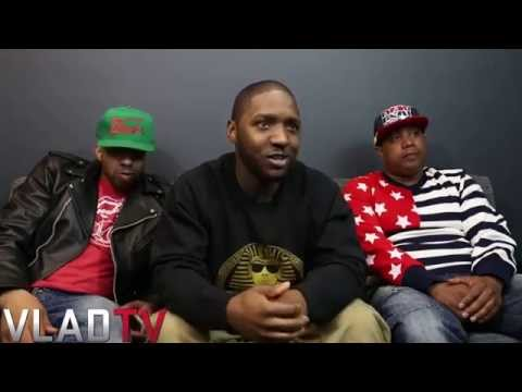 his - http://www.vladtv.com - The Mafia Dons, formally known as Junior M.A.F.I.A., recently chopped it up with VladTV about arguing with 2Pac while he was in New York City, saying him and Suge Knight...