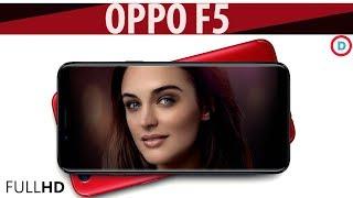 Video Oppo F5 - 6GB RAM + 64GB Storage, AI-Powered 20MP Selfie Camera And More MP3, 3GP, MP4, WEBM, AVI, FLV November 2017