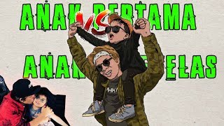 Video Anak PERTAMA VS Anak KESEBELAS - Draw My Life Song (React) MP3, 3GP, MP4, WEBM, AVI, FLV April 2019