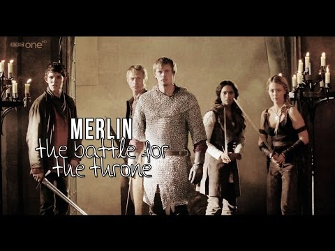 [merlin] The Battle For The Throne.
