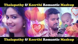 Video Bairavaa Pair Romantic Mashup HD | Thalapathy Vijay | Keerthi Suresh | download in MP3, 3GP, MP4, WEBM, AVI, FLV January 2017