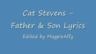 Cat Stevens - Father and Son Lyrics