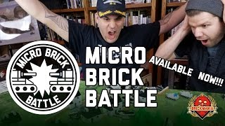 Brickmania Presents: Micro Brick Battle