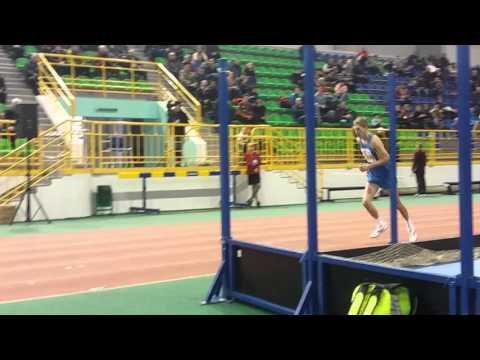 Юрий Кримаренко 2.26 ( Чемпионат Украины в помещении 2016 )