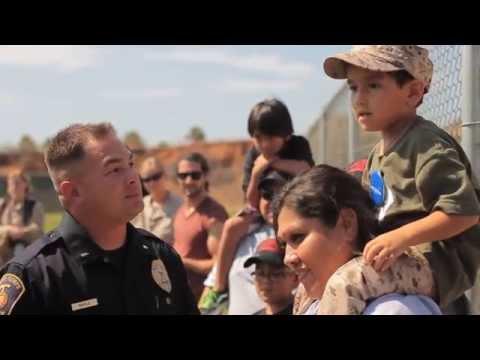 Jorge's Wish | Make-A-Wish | Camp Pendleton Marine Corps.