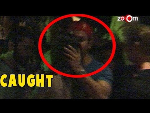 CAUGHT | Ranveer Singh INTIMATE MOMENTS with Anush
