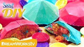 Mini Cake Gems | SPIRIT DIY