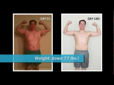 Fred's 180 Day P90x Transformation