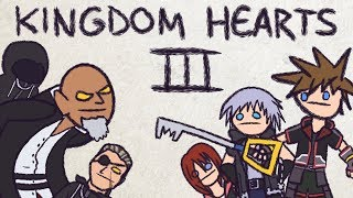 A Good Enough Summary of Kingdom Hearts 3