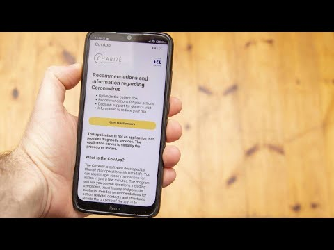 Corona-App: Bundesregierung will nun dezentralen Ansatz