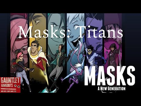 Masks:Titans - Issue 1 [Trouble comes to A-Town]