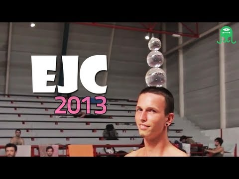 juggling - Big video of the 36th EJC (European Juggling Convention), that happened in Toulouse, southern France, from July, 27 to August, 3. Support / Apoie: http://www...