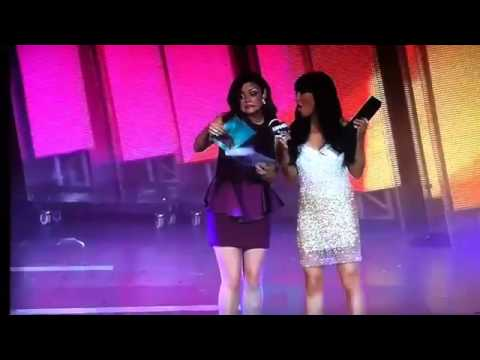 wins Favorite International Artist (MuchMusic Video Awards 2012)