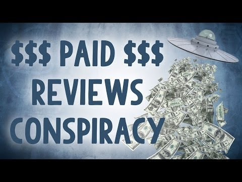 paid - Why are conspiracies so prevalent in the comment sections of game reviews? Cam investigates the psychology behind this kind of thinking. Features & Reviews -...