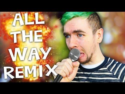 ALL THE WAY ANNIVERSARY REMIX - Jacksepticeye Songify Remix by Schmoyoho
